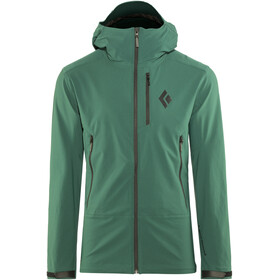Black Diamond Dawn Patrol Shell Jacket Men Forest